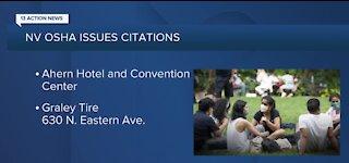 Nevada OSHA issues more COVID-19 citations