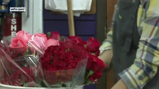 Local flower shops looking forward to a busy Valentine's Day
