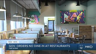 SWFL restaurants 'coping' without dine-in options