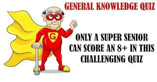 Are you a super senior?