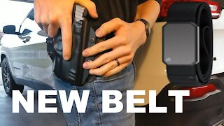 NEW EDC Belt - Groove Belt Review