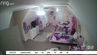'I was terrified:' Couple says stranger hacked into bedroom Ring security camera