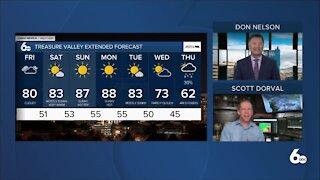 Scott Dorval's Idaho News 6 Forecast - Thursday 5/13/21