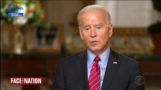 Biden Tries Not To Criticize China