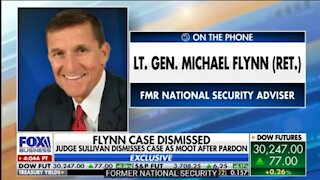 Maria Bartiromo Interview With General Michael Flynn