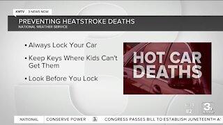 Record hot temperatures bring medical risks