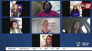Virtual roundtable: Parents across Tampa Bay discuss back to school