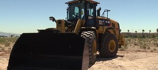 Switch breaks ground on new facility