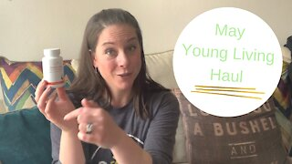May 2021 Young Living Unboxing