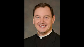 Father Steven Clarke - Homily for Easter Vigil - April 3rd, 2021