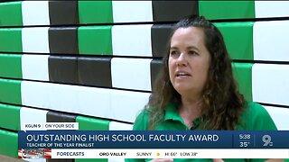 Amphi teacher helps students achieve fitness goals