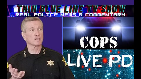 Live PD and COPS To Return? Should we care?