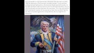 Donald J Trump Just Beginning