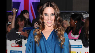 Mel C: It's depressing to always talk about mental health