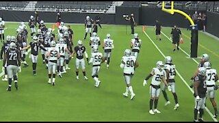 Raiders legend Tom Flores speaks on team's inaugural Vegas season