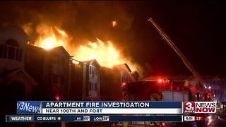 Update on Park West Apartment Fire