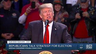 Arizona Republicans talk strategy for election