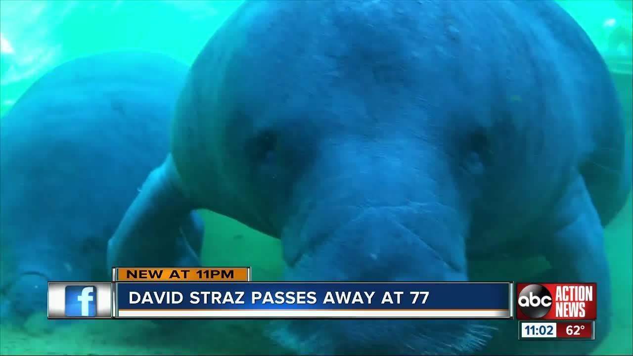 Friends say philanthropist David Straz had 'great impact' on Tampa Bay community