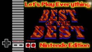 Let's Play Everything: Best of the Best