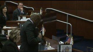 Nevada Senate leader Kelvin Atkinson resigns amid finance probe