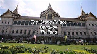 The Grand Palace in Bangkok, Thailand