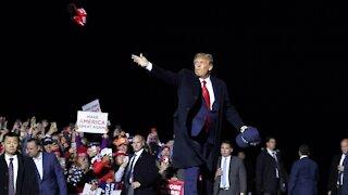 Economic Impact Of President Trump's COVID-19 Result Ripples Worldwide