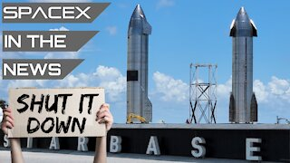 Elon Musk: SN16 Might Go Hypersonic, Starship Program Threatened | SpaceX in the News