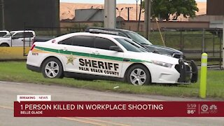 Gunman arrested after deadly shooting at Belle Glade sugar facility