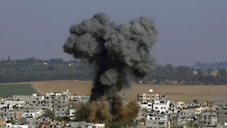 Deaths Mount In Gaza Amid Escalation Between Israel, Hamas