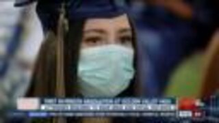 Golden Valley hosts first in-person graduation in the Kern High School District