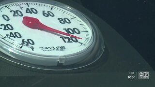 Extreme heat hits the Valley