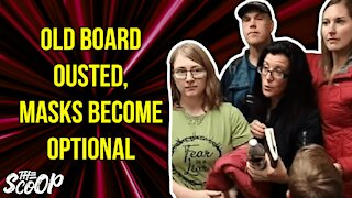 New School Board Instantly Liberates Children From Mask