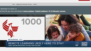 Remote learning likely here to stay