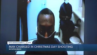 Man arrested in connection with fatal Christmas Day shooting in Boynton Beach