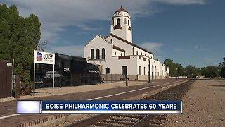 Boise Philharmonic celebrates 60 years