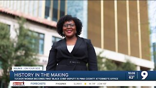 Tucson woman becomes first Black Chief Deputy in Pima County Attorney's Office