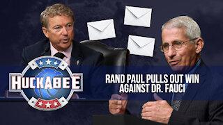 Rand Paul's BIG WIN Against Fauci & Father BULLDOZES Critical Race Theory   FOTM   Huckabee