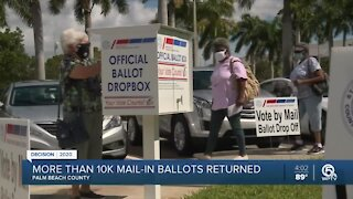 Thousands of voters already cast ballots in November election