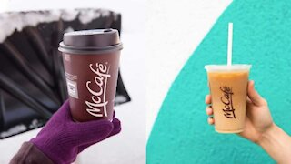 McDonald's sort ses cafés à 1 $ et voici quand ça commence
