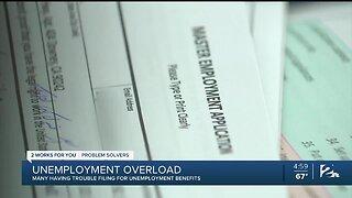Unemployment Overload