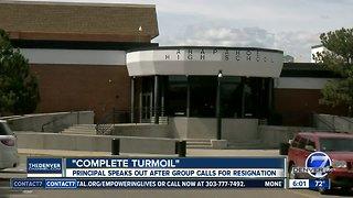 Arapahoe High School principal addresses survey, defends herself after criticism