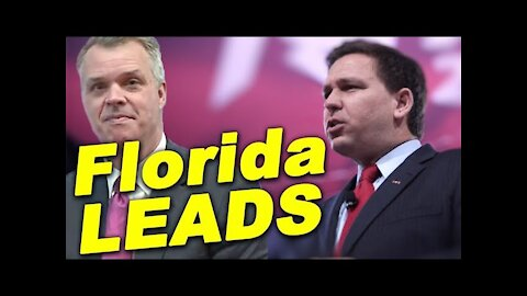 How Florida Leads in Reopening and Election Integrity?| James Madison Institute [CPAC Interview]