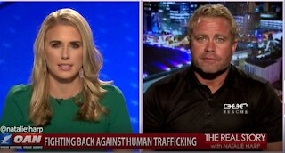 The Real Story - OAN Fight Against Human Trafficking with Tim Ballard