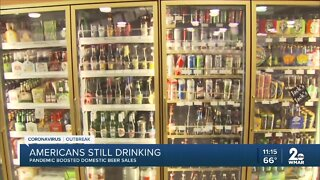 Alcohol consumption still on the rise