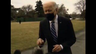 Joe Biden Caught Using a Green Screen!