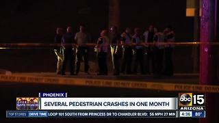 Driver flees scene of deadly Phoenix crash