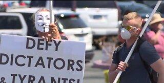 Federal authorities looking for 'instigators'