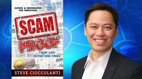 SCAMMED! Avoid Crypto & Online Scams | 3 Steps to Get Biblical Justice & Restoration -Ps Cioccolanti