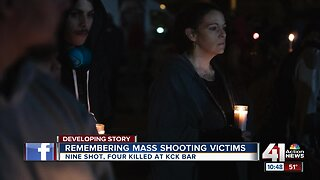 Remembering mass shooting victims