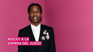 A$AP Rocky está a la espera del juicio